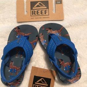 Reef Sandals (Infant Boys)
